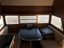 1972 Field and Stream travel trailer
