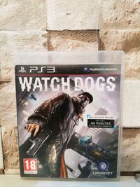 WATCH DOGS PS3 ORJİNAL OYUN