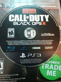 call of duty black ops 3 ps3 Cambridge, N3H 0A7