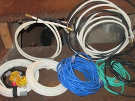 Assorted Cable Wire