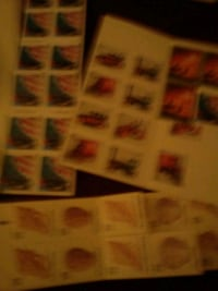 Stamps from 33cents29c32c22cents