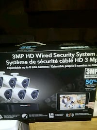Wired security system Gatineau, J8X 3S3