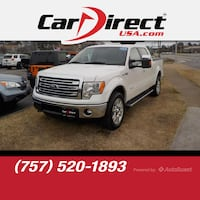 2013 Ford F-150 Lariat Virginia Beach, 23455