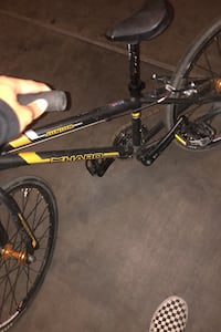 Harp bmx race bike 140 obo great condition