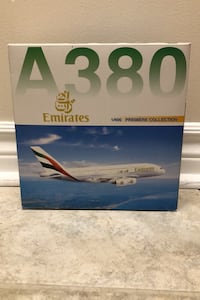 Emirates A380 collectible