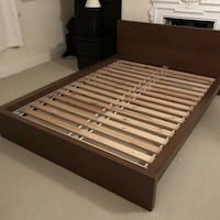 IKEA Sultan Lade Full/Double Bed Frame