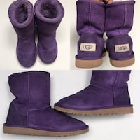 Ugg Purple Boots - Size 2 North Las Vegas, 89085