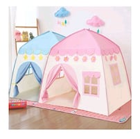 Kids play tents- brand new - in carry cases