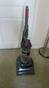 black and purple upright vacuum cleaner Herndon, 20171