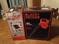 black and decker blowers