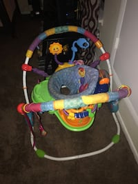 baby's multicolored jumperoo Columbus, 43228