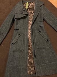 Soia and Kyo wool coat (XS) Vaughan, L4J 7E4