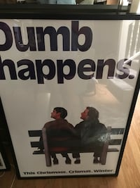 Dumb and Dumber movie poster  Los Angeles, 90004