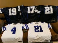 Dallas cowboys jersey Seagoville, 75159