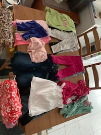 29 pieces of girls clothes 12 month- 2T Brampton, L6T 1S8