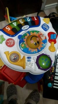 Activity table, musical table Brampton, L6T 3J2