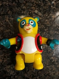 Agent OSO and friends. Movable action figures. Village of Clarkston, 48348