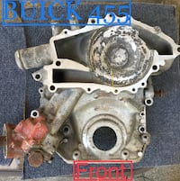 Buick 455 timing cover Surrey, V3W 7X2