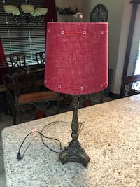 """Table Lamp 29"""" great condition"""