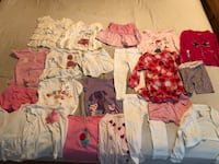 Girls children 3t clothes Georgetown, L7G 6M7
