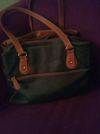Green and brown leather purse Newark, 43055