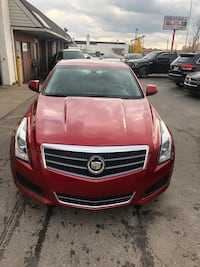 2014 Cadillac ATS 2.5L Luxury Collection RWD