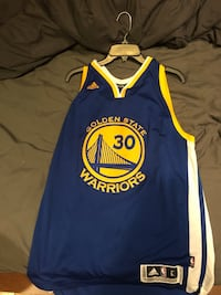 Stephen Curry Golden State Warriors Adidas Jersey Large Brooklyn, 21225