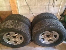 Winter tires REDUCED