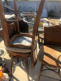 Very nice barstool high chairs used Oxnard, 93033