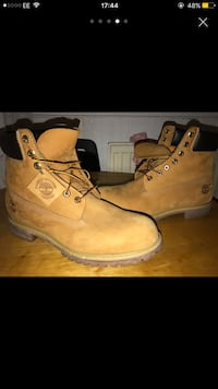 Timberlands size 11 worn once but doesn't fit rrp 180 London, E9