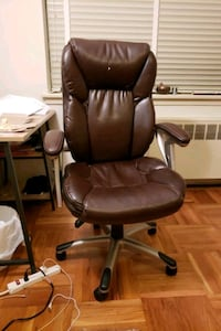leather office chair Vancouver, V6G 3K4