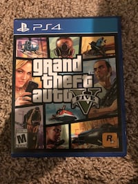 Grand theft auto 5 for ps4 Shepherdsville, 40165