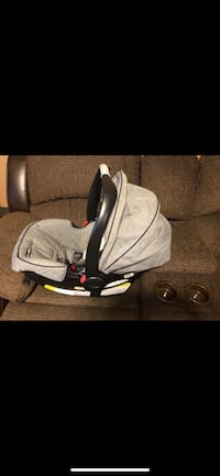 Baby stroller and car seat  Cadet, 63630