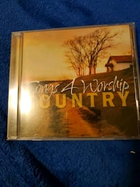 CHRISTIAN COUNTRY MUSIC CD