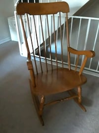 Wood Rocking Chair London