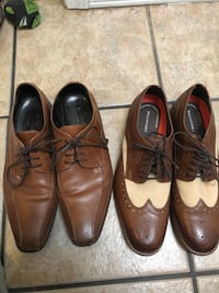 9 1/2 dress shoes Lubbock, 79416