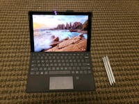 Surface pro 4 with three pens and a UAG case Vienna, 22182