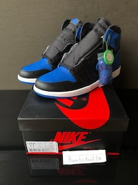 Jordan 1 royal size 11 (100% authentic)
