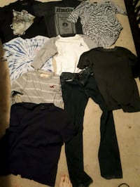 Mens assorted clothes Windsor, N9A 5K2