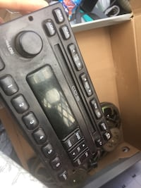 Factory head unit speakers Ford Nicoma Park