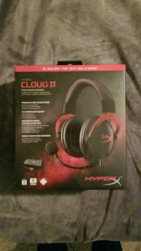 Hyper X - Cloud 2 Headset Glendora