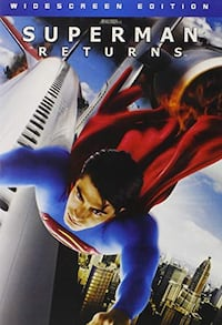 """Superman Returns"" Dvd (Widescreen)-Brandon Routh & Kate Bosworth Bethesda, MD, USA"