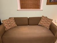 Sofa & Chair w/ Ottoman SPRINGFIELD