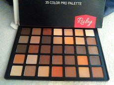 Women's Ruby makeup palette