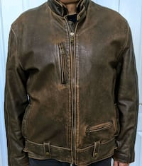 Danier Leather Jacket, size XL