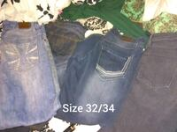 9 pairs of men's jeans!! Santaquin, 84655