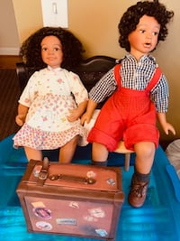Collectible dolls Douglasville, 30134