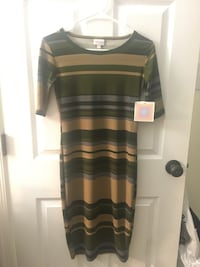 Lula roe dress size xxs. New with tags Frederick
