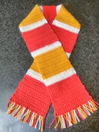 NFL COLORED SCARF - 49ERS Albuquerque