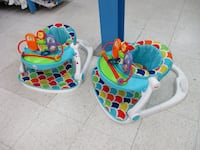 Infant floor seats Etobicoke